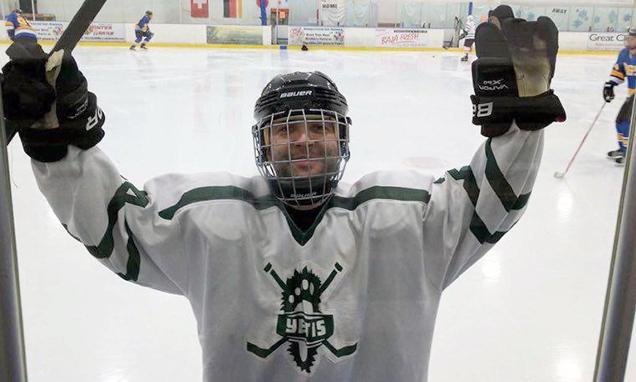 Best Hockey Sticks | Hockey Sticks HQ | Peter on Sherwood Yetis