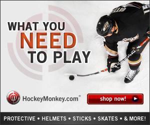 HockeyMonkey has what you need to play. Click Here!