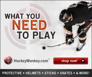 HockeyMonkey has what you need to play. Click Here!