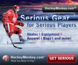 HockeyMonkey - Serious Gear for Serious Players