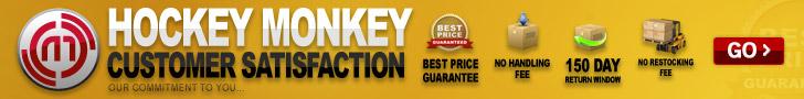 Get great Customer Satisfaction at HockeyMonkey