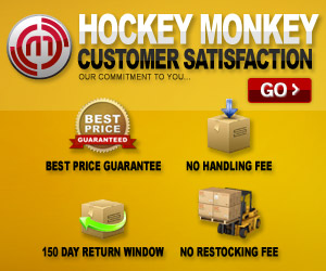 Get great Customer Satisfaction at HockeyMonkey